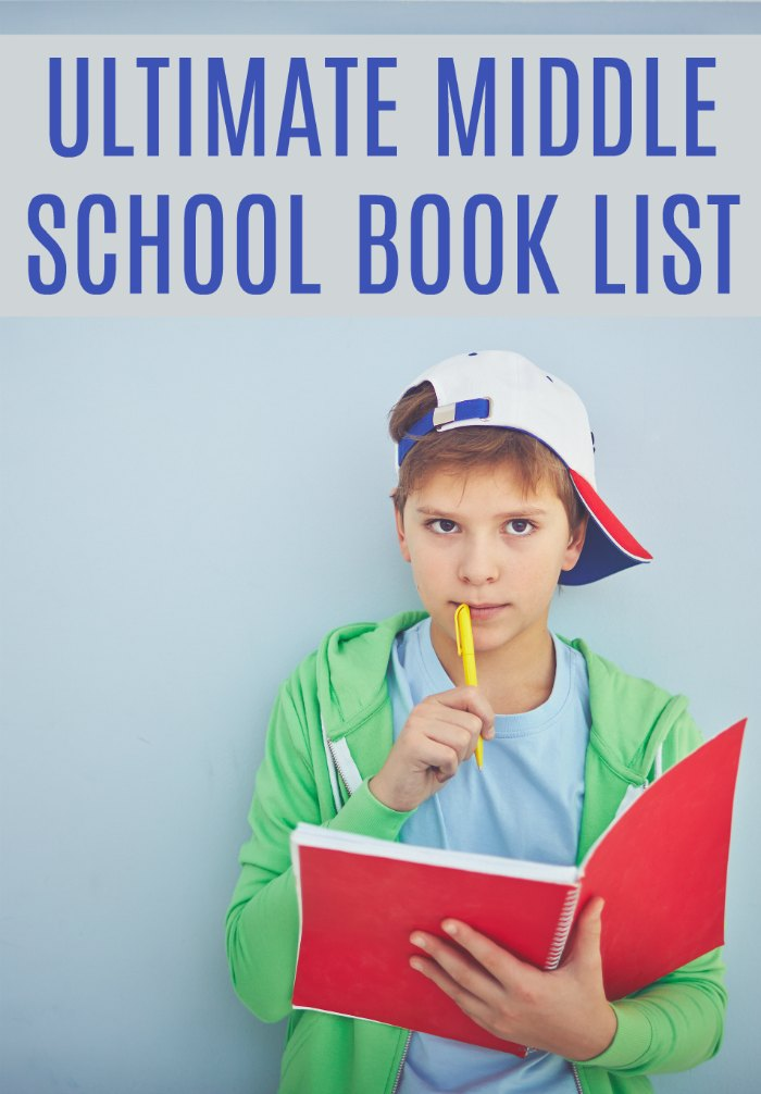 Ultimate Middle School Book List