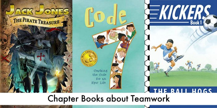 Chapter Books about Teamwork