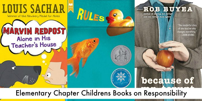Elementary Chapter Childrens Books on Responsibility | Mommy Evolution