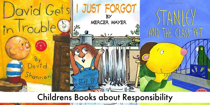 Teach your children the joy of being empowered and responsibility with these childrens books about responsibility