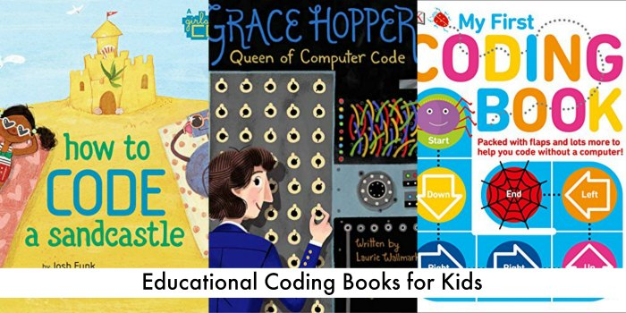 emotional coding books for kids