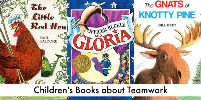 Childrens Books about Teamwork | Mommy Evolution