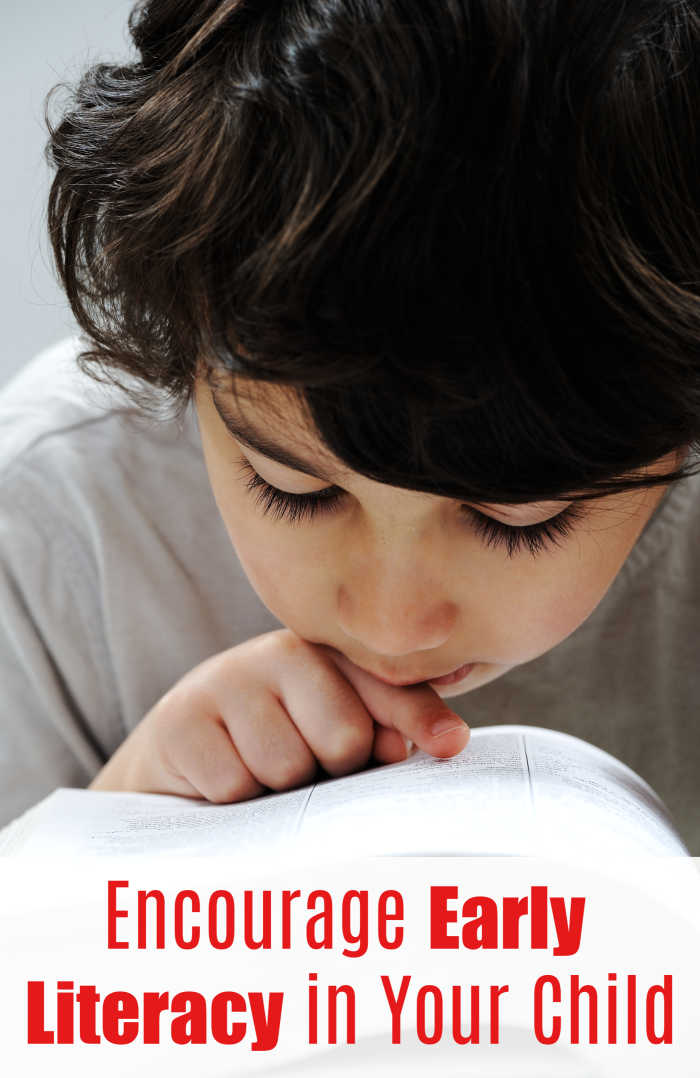 How to Encourage Early Literacy in Your Child   Mommy Evolution