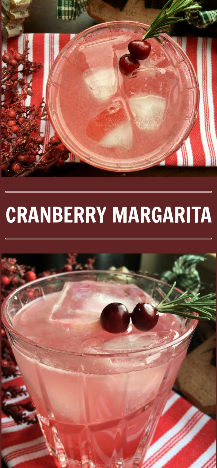 Cranberry Margarita Recipe | Mommy Evolution #christmas #christmasrecipe #cranberrymargarita #margarita #cranberry