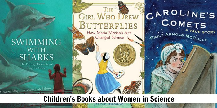 Women in Math - Books for Children