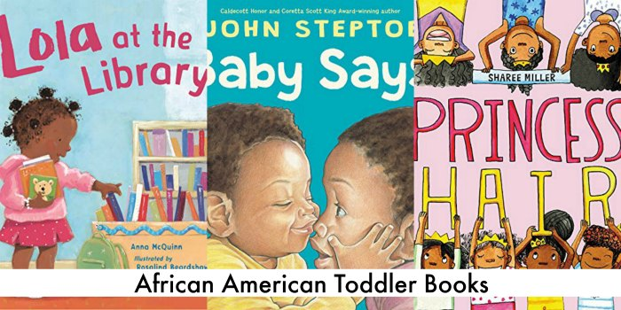 African American Toddler Books