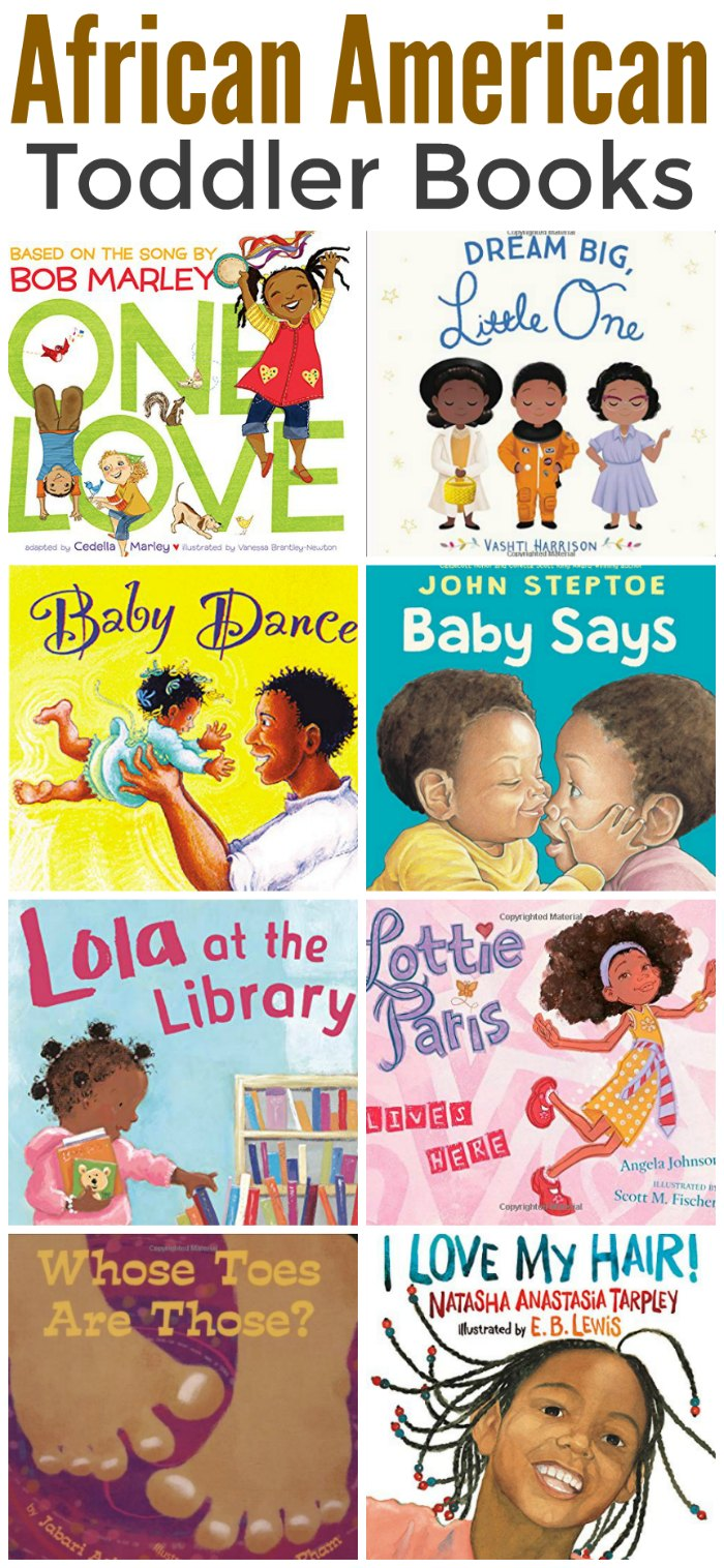 African American Toddler Books | Mommy Evolution #blackhistory #africanamerican #toddlerbooks