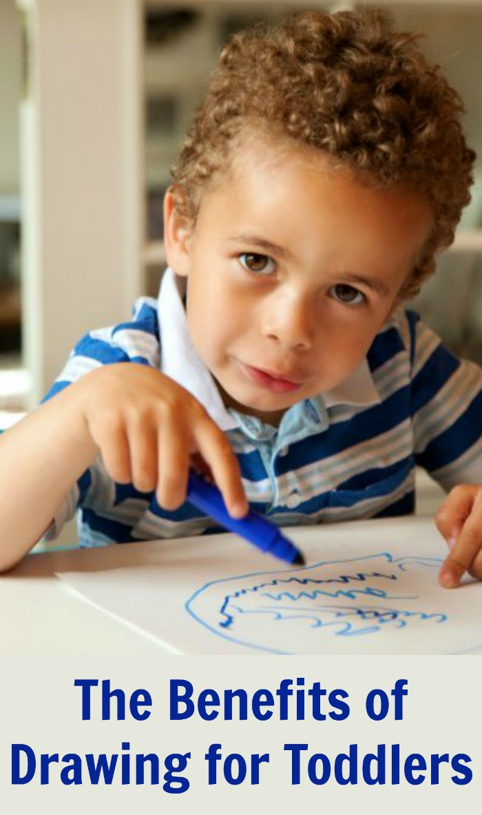 The Benefits of Drawing for Toddlers | Mommy Evolution