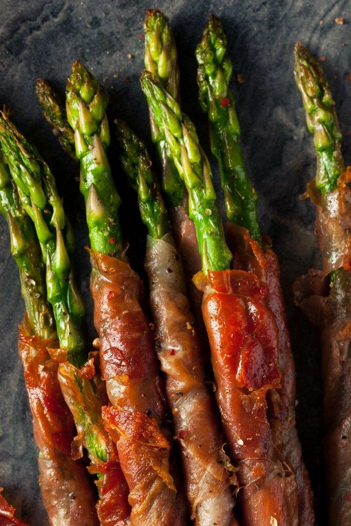 Prosciutto Asparagus Appetizer