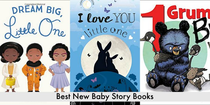 Best New Baby Story Books