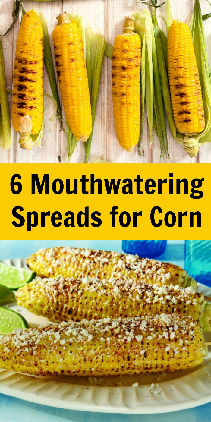 6 Mouthwatering Spreads for Corn on the Cob Recipes | Mommy Evolution