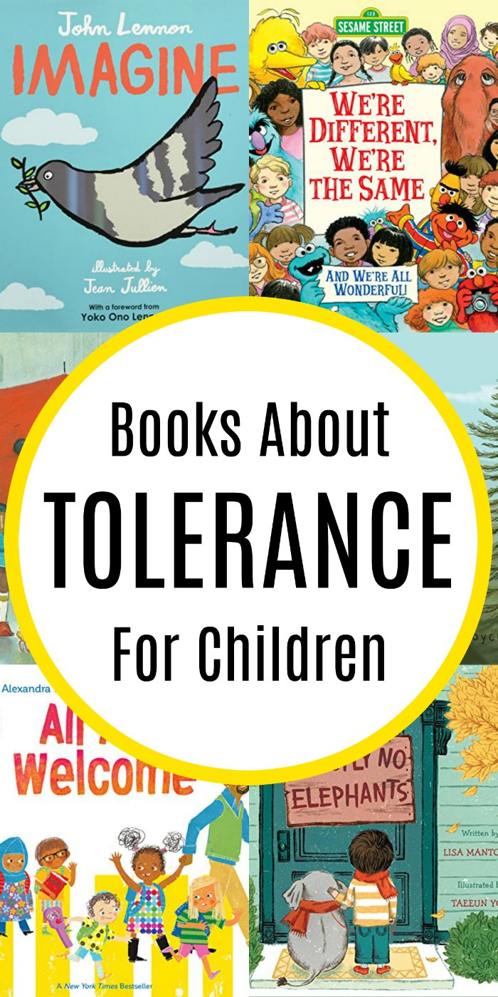 Childrens Books on Tolerance | Mommy Evolution