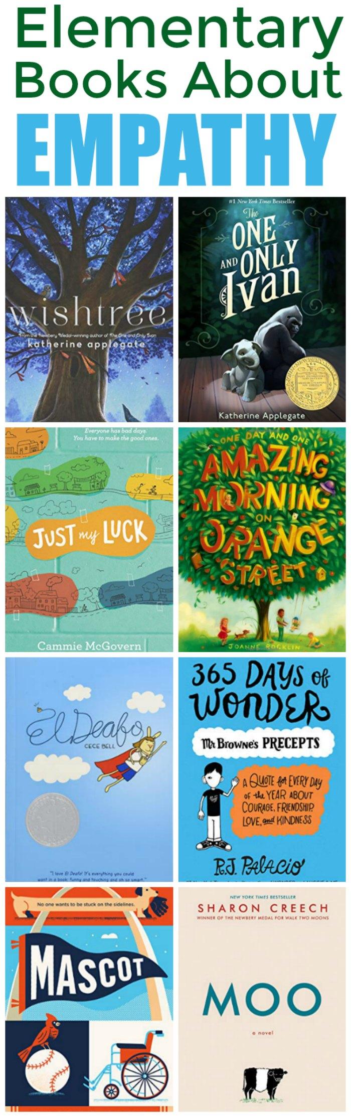Elementary Books That Teach Empathy | Mommy Evolution