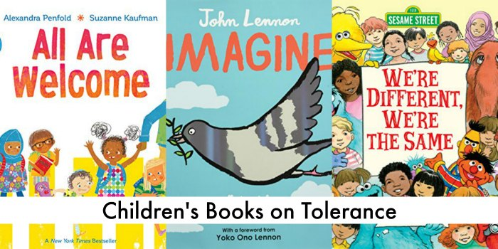 Children's Books on Tolerance