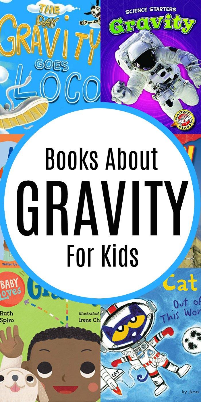 Books about Gravity for Children (STEM Unit Study) | Mommy Evolution #unitstudies #unitstudy #gravity #science #stem