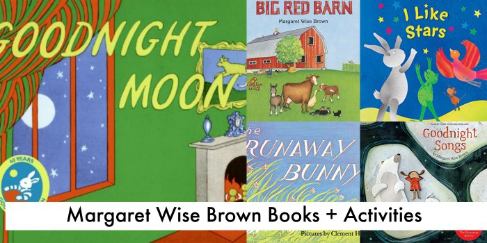 margaret wise brown books and activities