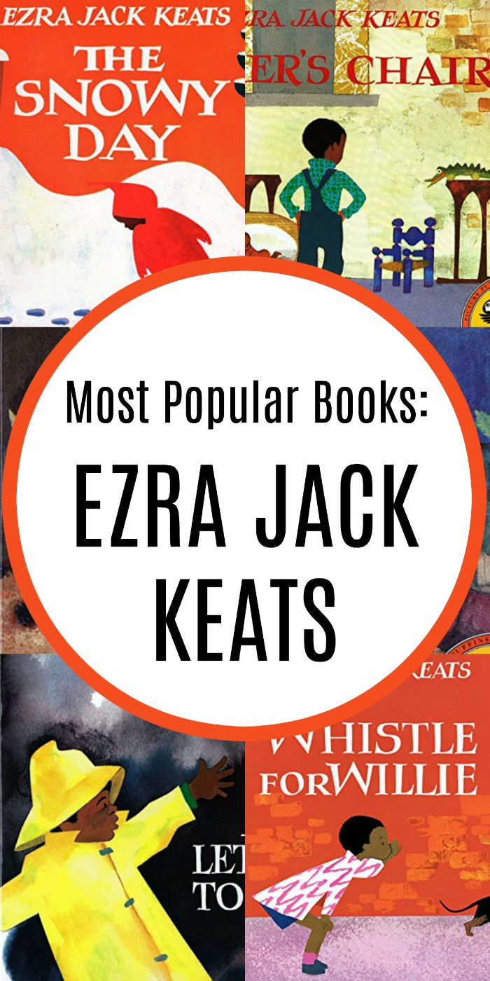 10 Most Popular Ezra Jack Keats Books + Activities | Mommy Evolution