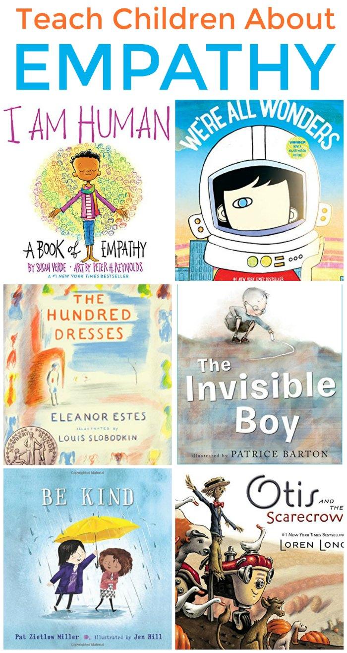 Teach Children About Empathy - Children's books about Empathy | Mommy Evolution