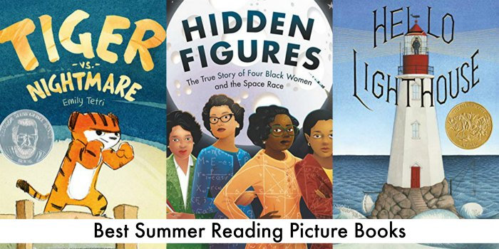 Best summer reading picture books