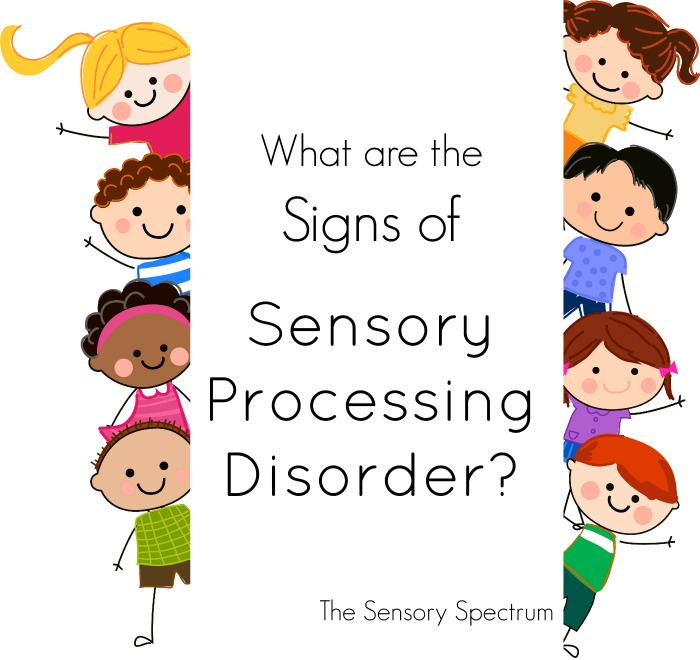Red Flags of Sensory Processing Disorder | Mommy Evolution