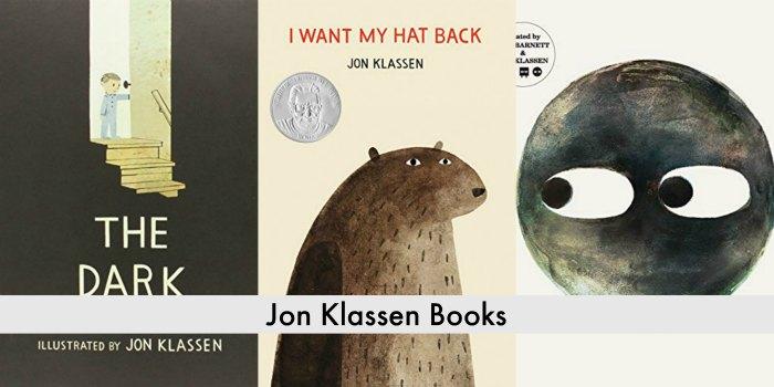 Most popular Jon Klassen books - author and illustrator of childrens books