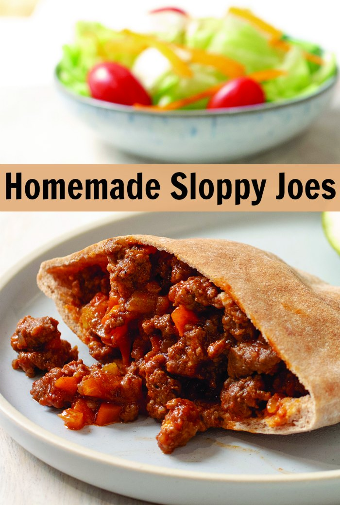Homemade Sloppy Joes - perfect family dinner | Mommy Evolution