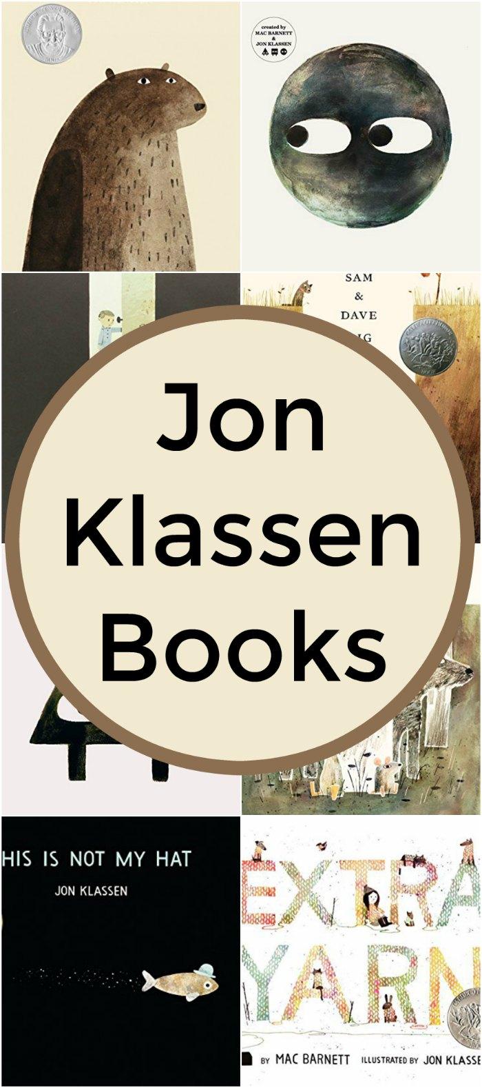 Most popular Jon Klassen books! Fabulous children's books by Jon Klassen - author and illustrator | Mommy Evolution