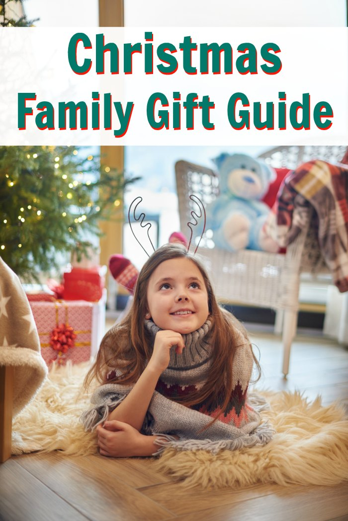 Gift Guides for the Family | Mommy Evolution
