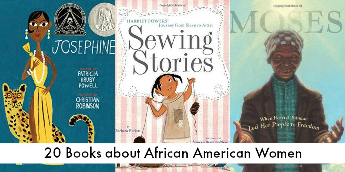 20 Books about African American Women