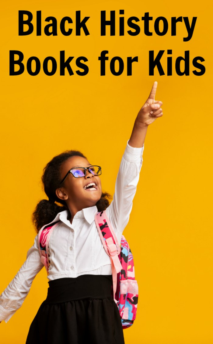 Black History Books for Kids | Mommy Evolution