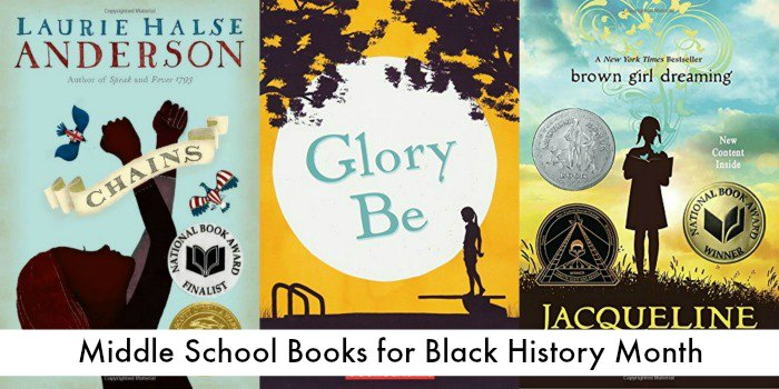 Middle School Books for Black History Month