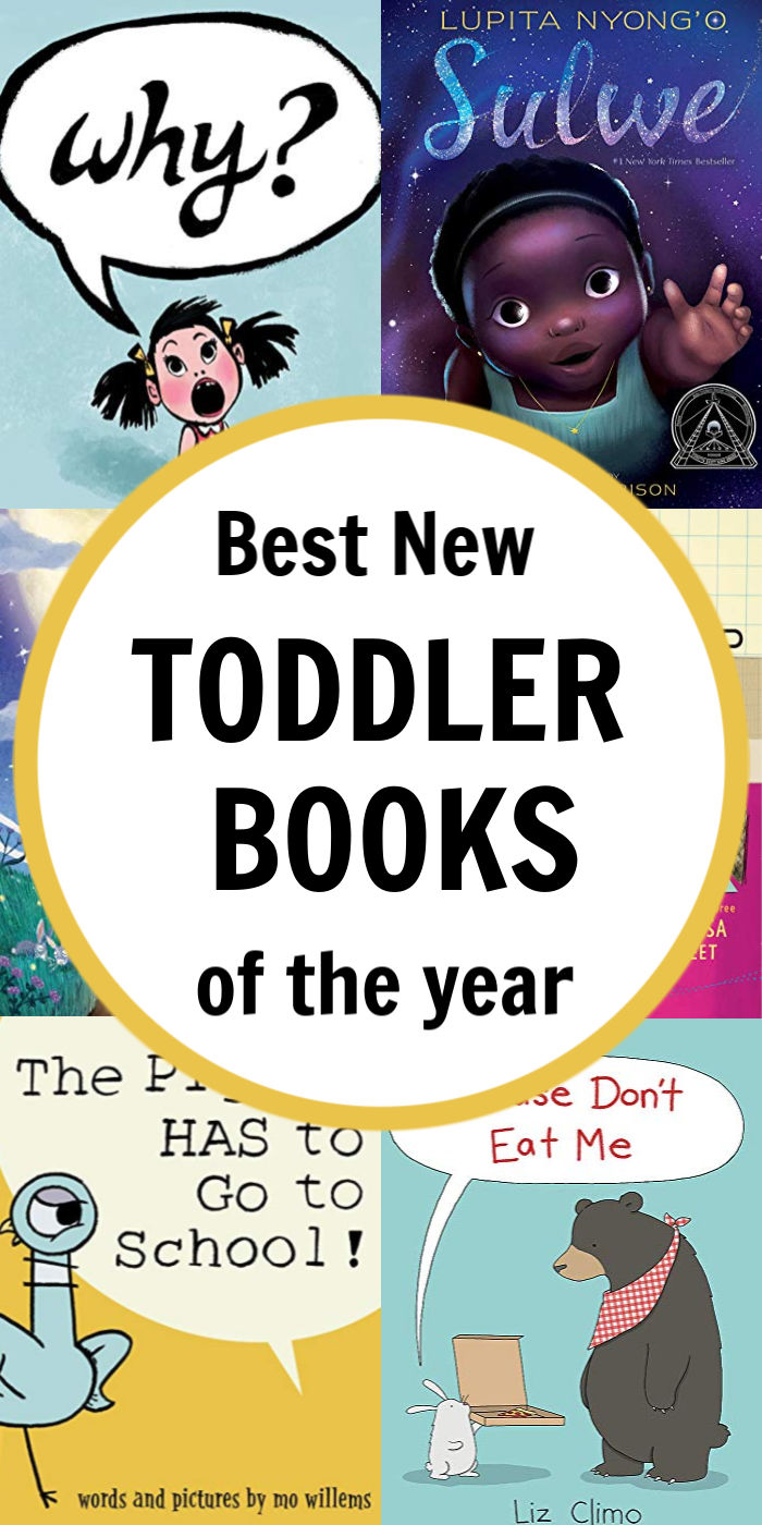 Best New Toddler Books of the Year | Mommy Evolution
