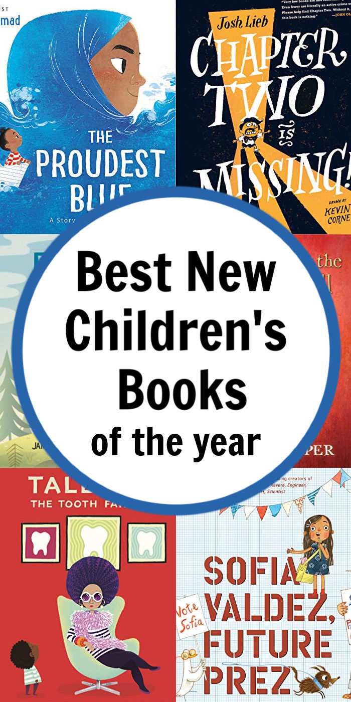 Top Childrens Books of the Year - Best New Picture Books of the year | Mommy Evolution