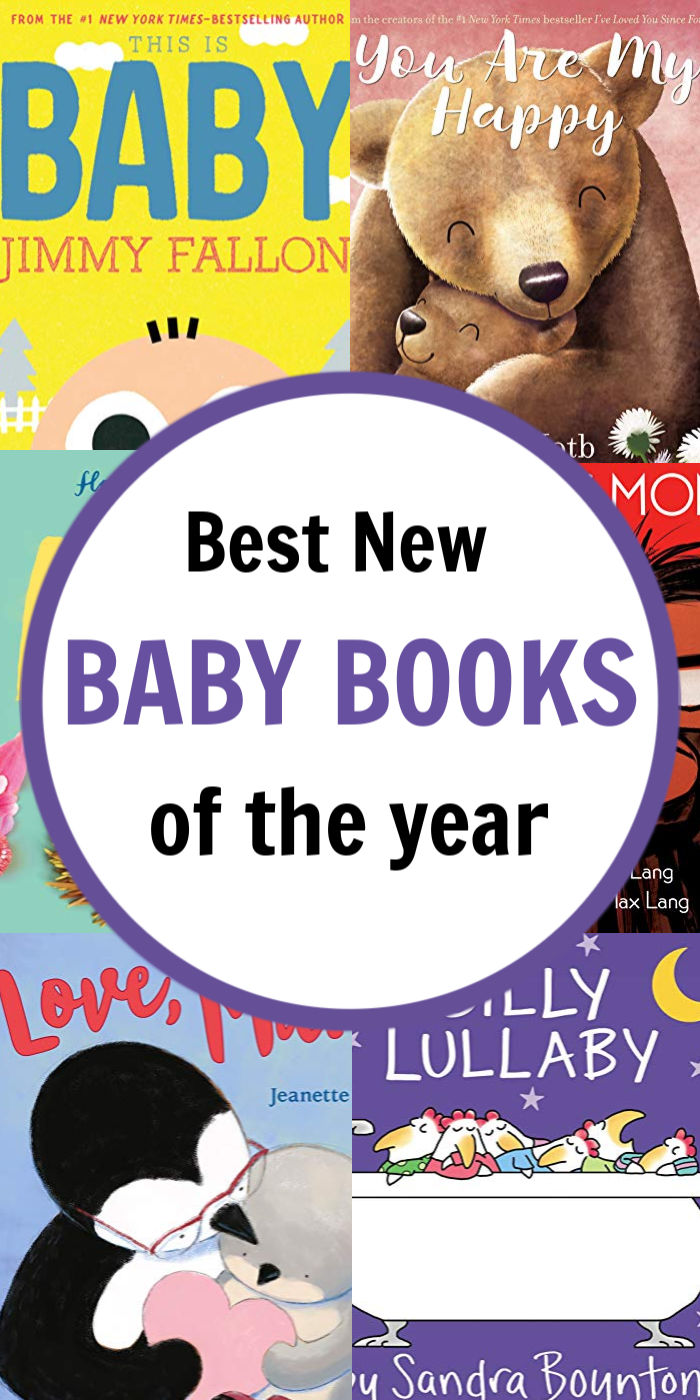 Best New Baby Books for Children (Board Book Editions) | Mommy Evolution