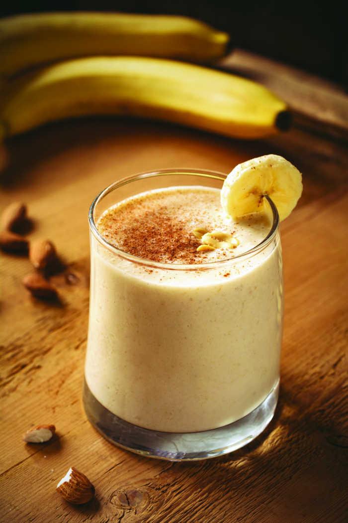 Breakfast Banana Smoothie Recipe